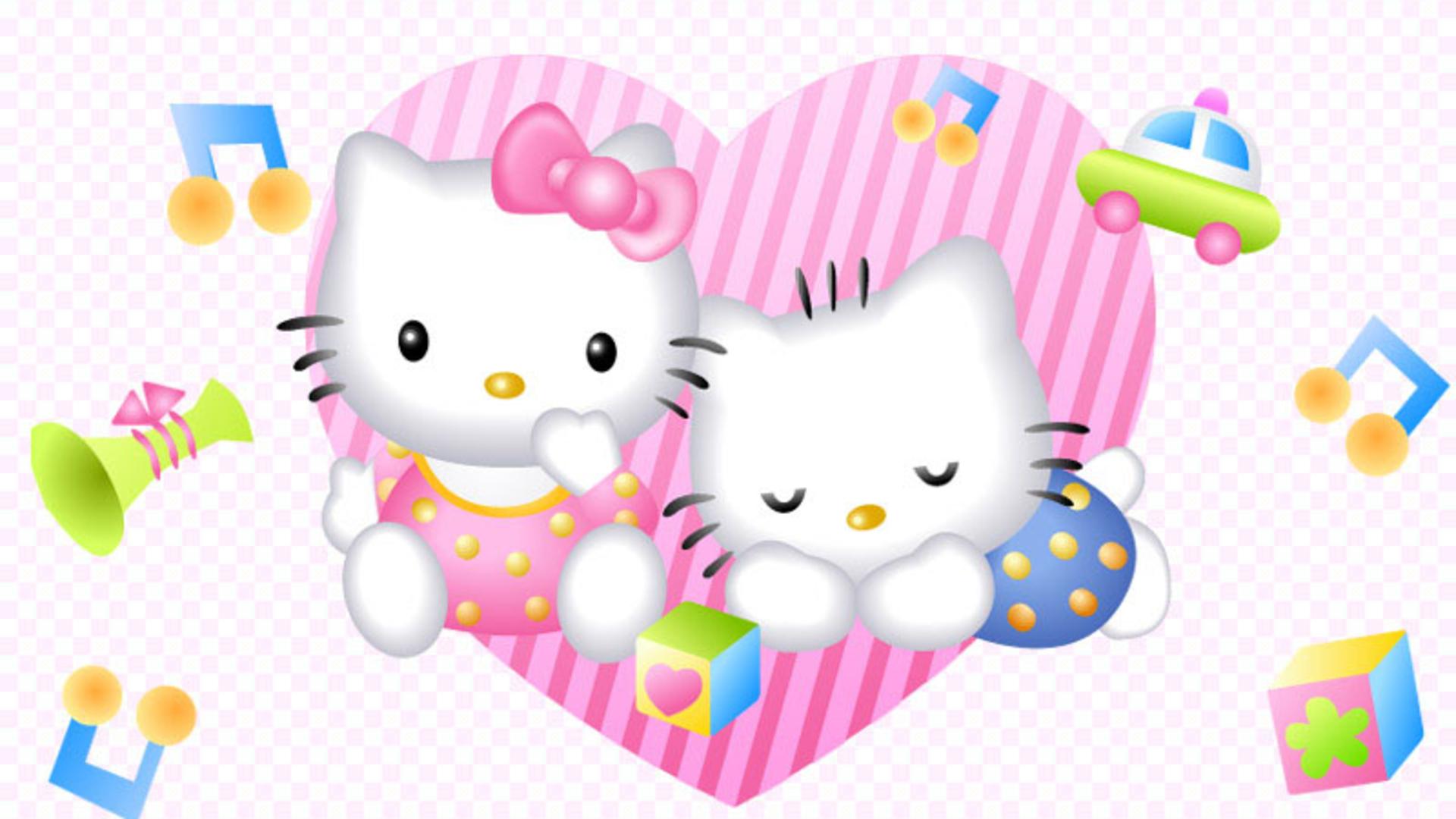 Hello Kitty Wallpapers Wallpapers 4 U