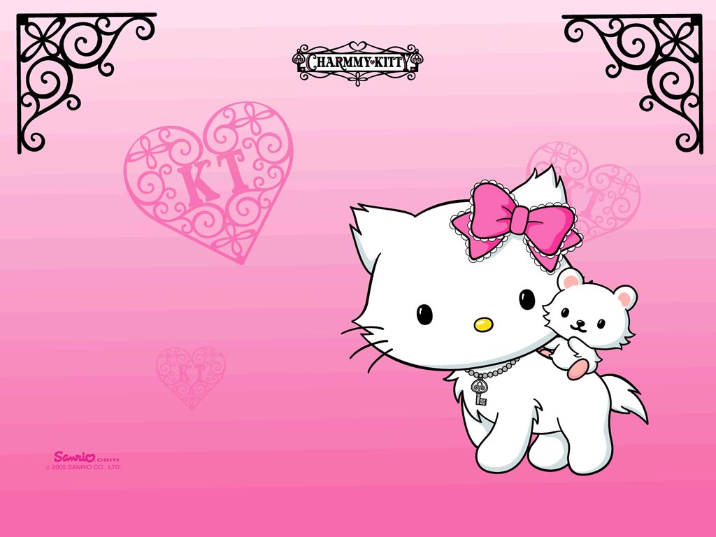 Hello Kitty Wallpapers Wallpapers 4 U