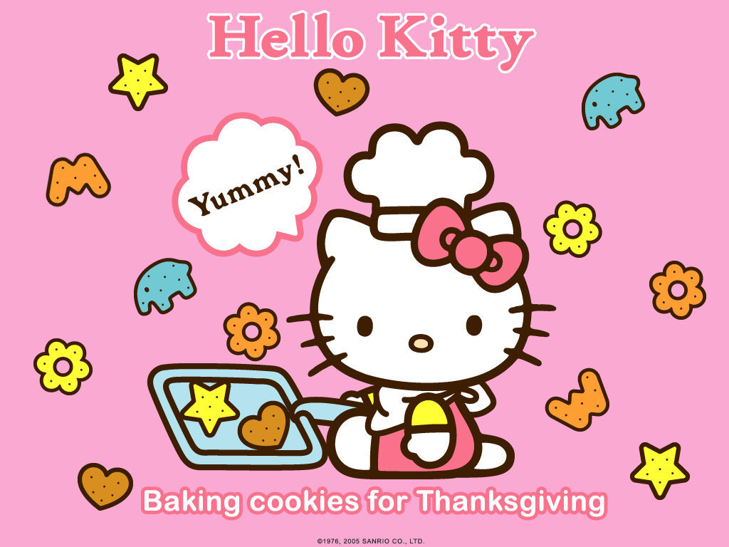 Fantastic Wallpaper Hello Kitty Floral - 100258  Picture_856276.jpg